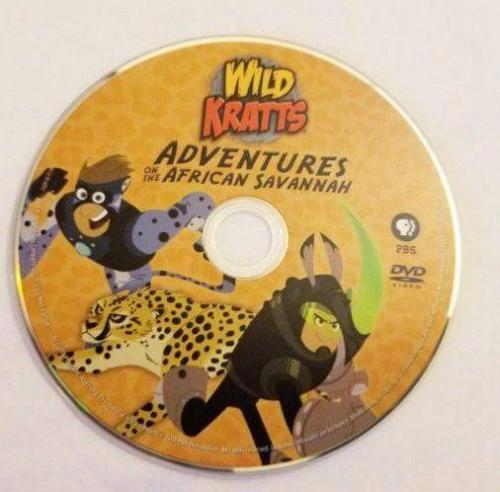 PBS Kids Wild Kratts: Adventures on the African Savannah DVD Review 2