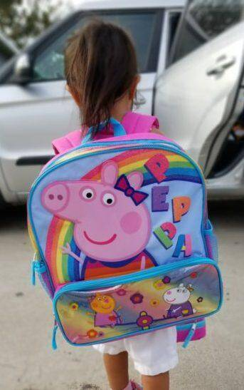 Back to School with Peppa Pig !! 3