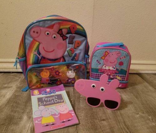 Back to School with Peppa Pig !! 2