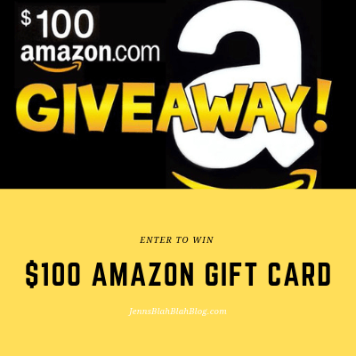 100 amazon gift card giveaway