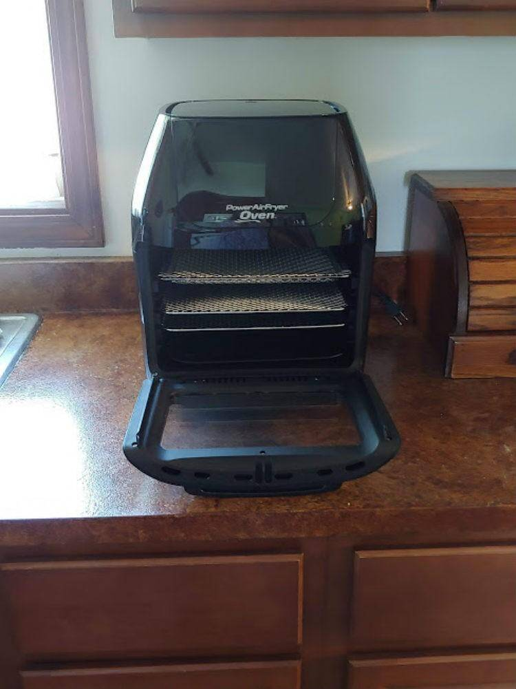 OMG! There is Nothing Like Cooking with the Power AirFryer Oven 6