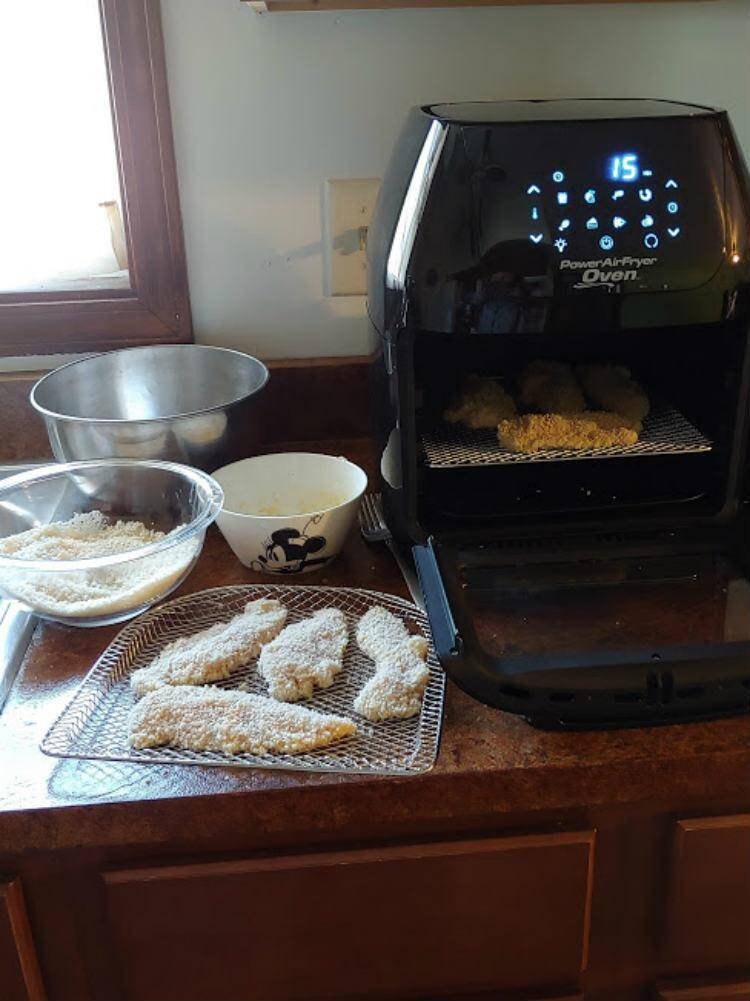 OMG! There is Nothing Like Cooking with the Power AirFryer Oven 8
