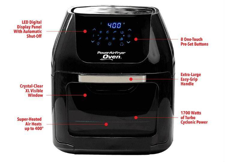 OMG! There is Nothing Like Cooking with the Power AirFryer Oven 7