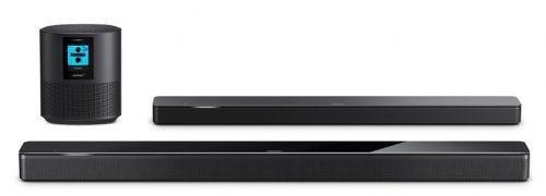 Bose Home Soundbar & Base Module with Amazon Alexia 2