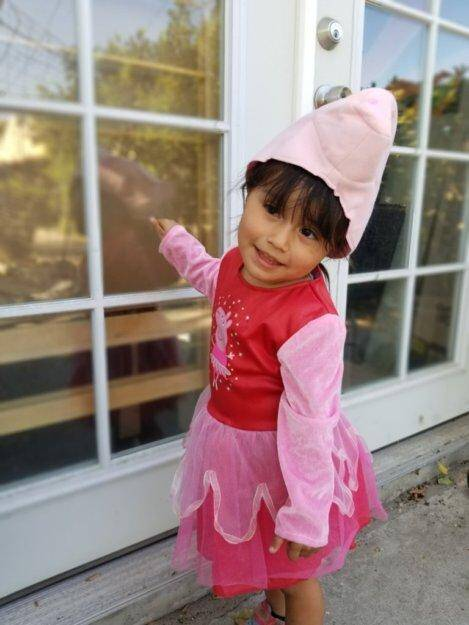 Peppa Pig Halloween: Costume + Cookie + Candy Review 3