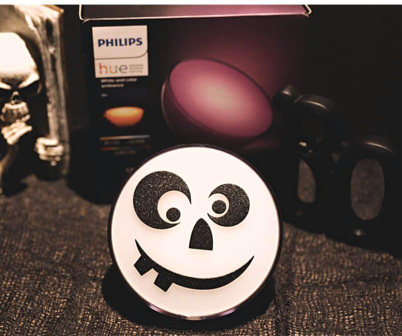Philips Hue Smart Light Jack-o-lantern