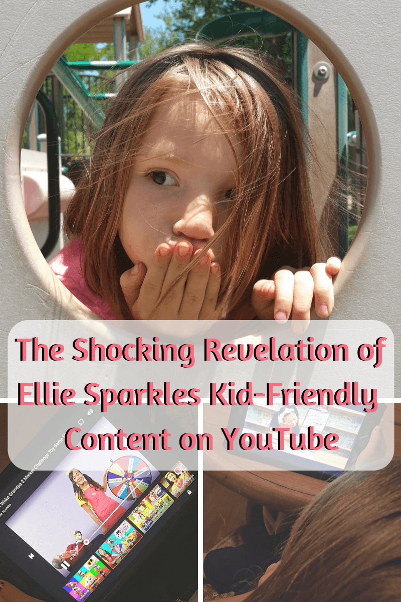 The Shocking Revelation of Ellie Sparkles Kid-Friendly Content on YouTube