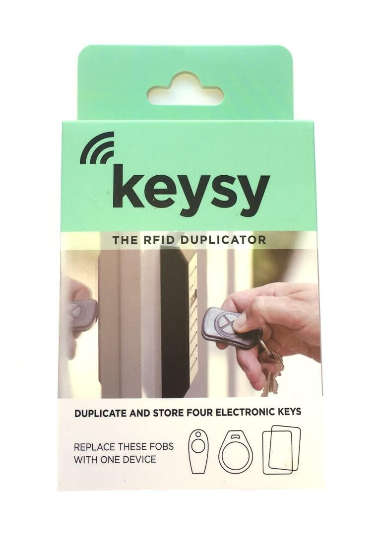 Keysy, The Very First RFID Duplicator 5