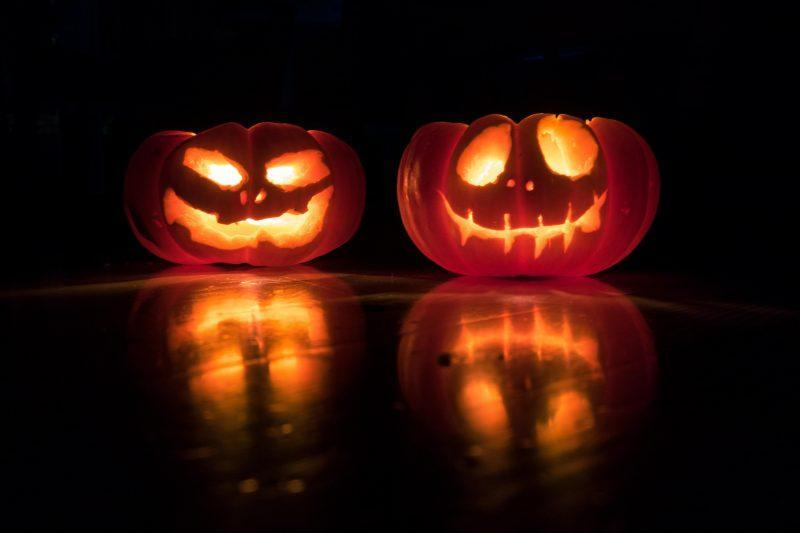 Halloween Decorating Ideas with Philips Hue Smart Lighting