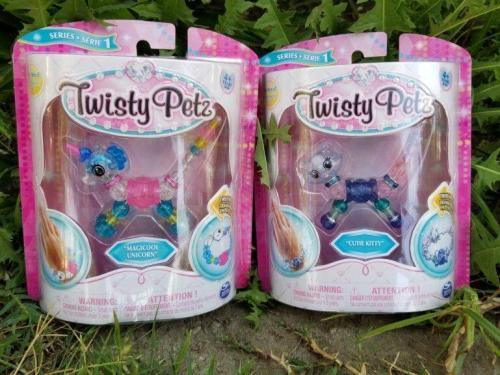 Twisty Petz Bracelet & Toy Review 1