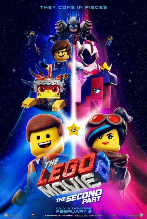 THE LEGO® Movie 2 2