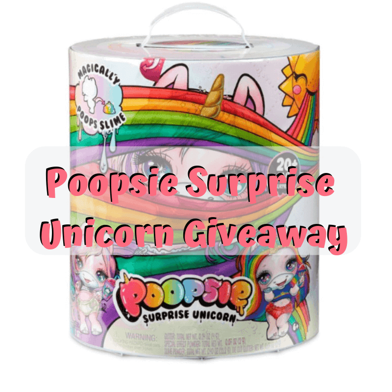 Poopsie Surprise Unicorn Giveaway