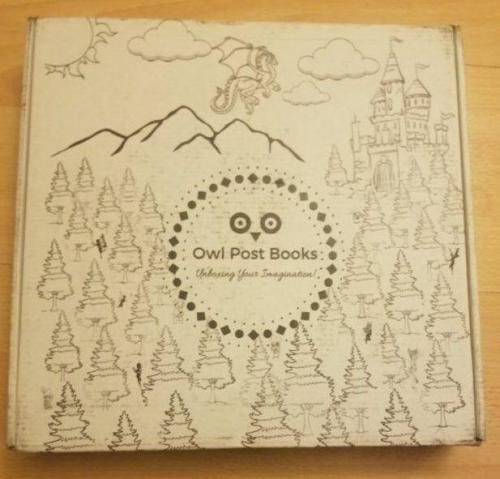 Owl Post Book Subscription Review 5