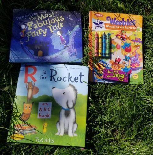 Reading with Kids Reveal Book Box 5