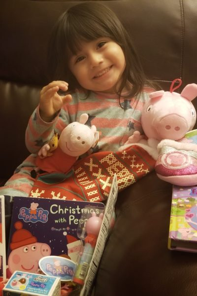 Stocking Stuffer Ideas with Peppa Pig