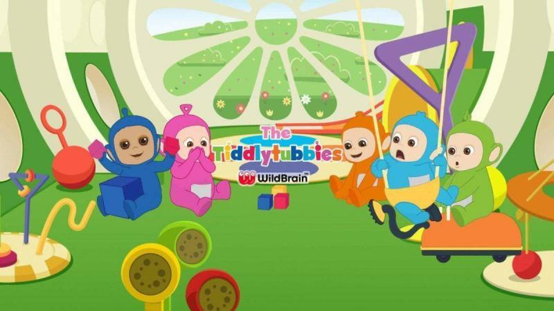 What Tiddlytubbies Can Teach Us About Young Children 1