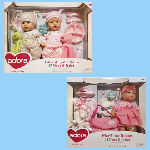 Adora Dolls Are Perfect for Pretend Play {Review & Giveaway}