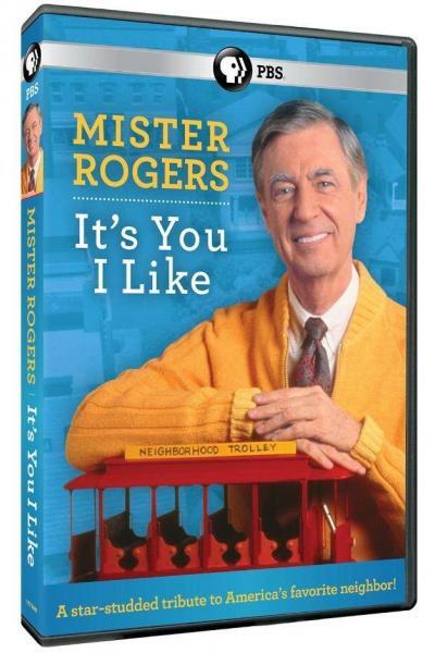 Mister Rogers: What I Like About You DVD, Stocking Ideas