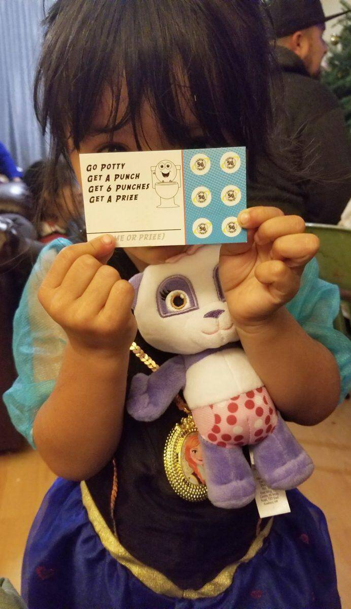 The Gift of Potty Training Giveaway & Review 5