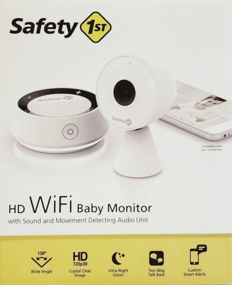 Safety 1st HD WiFi Baby Monitor Review 2