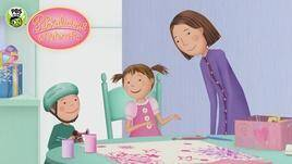 Pinkalicious & Peterrific: Best Pink Present DVD Review 3