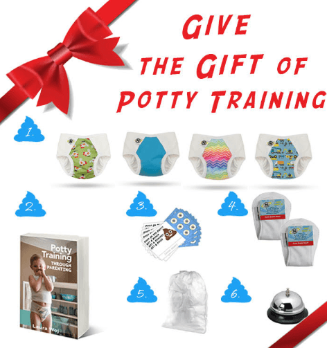 The Gift of Potty Training Giveaway & Review 1