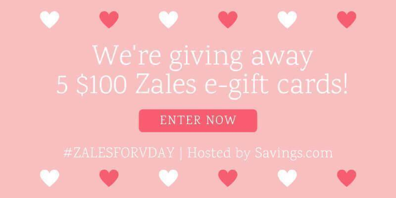 Zales Gift Card Giveaway - 5 Winners!