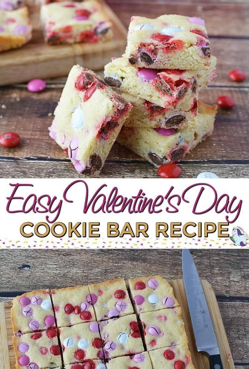 30 Super Sweet Valentine's Day Recipe Ideas 2