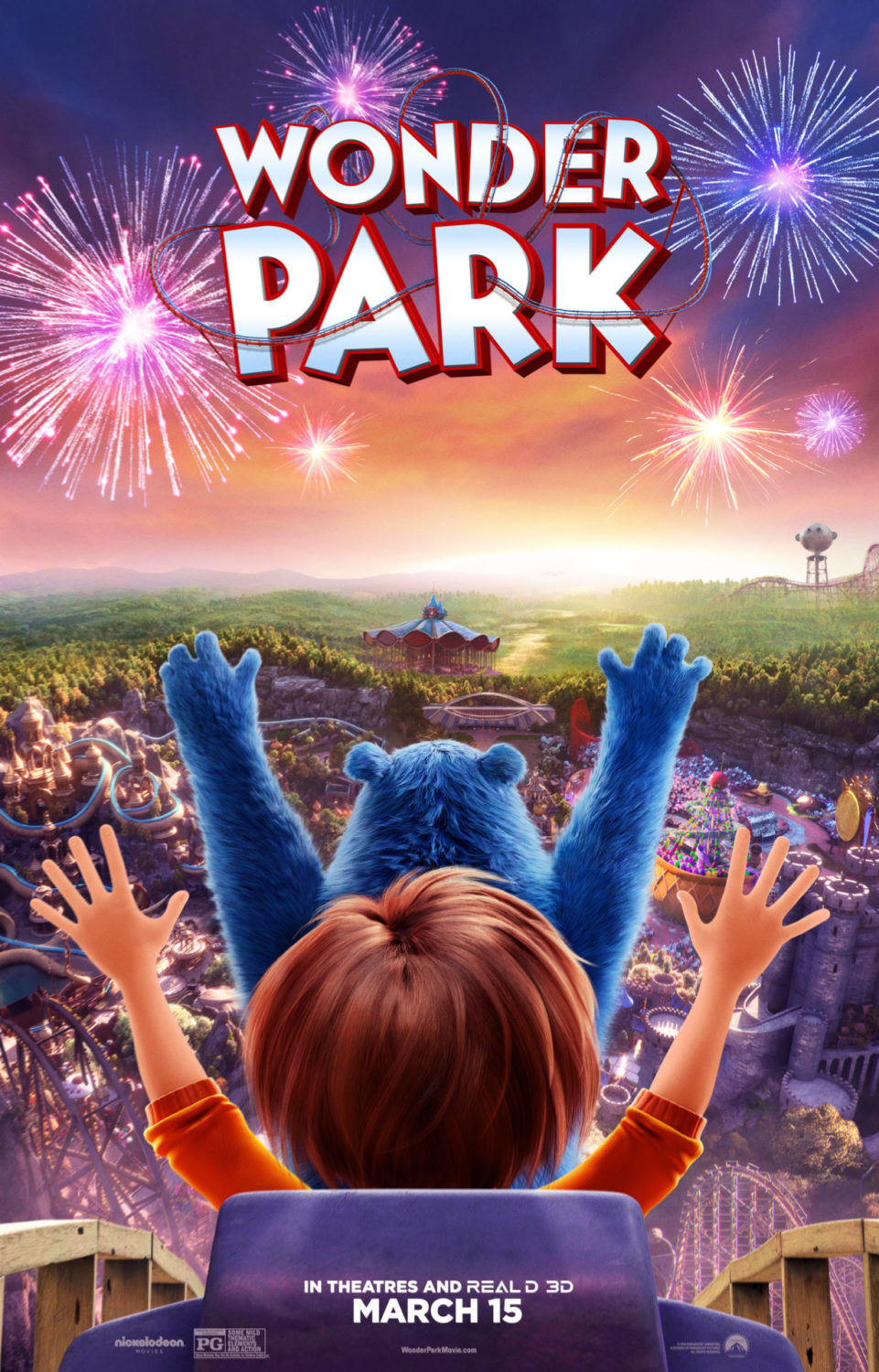 Wonder Park Coming March 15th Enter the Giveaway 1