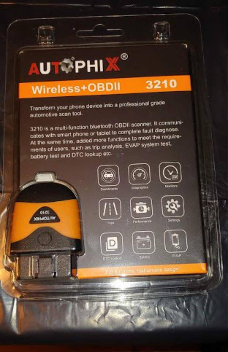 Save Money by Diagnosing your Automotive Issues Early with Autophix 3210 2