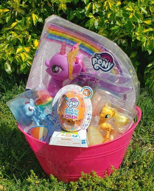 Celebrate Easter with Hasbro's My Little Pony Products 2