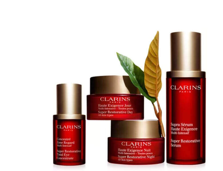 Score a FREE 7 piece gift set with Clairins at Macy's