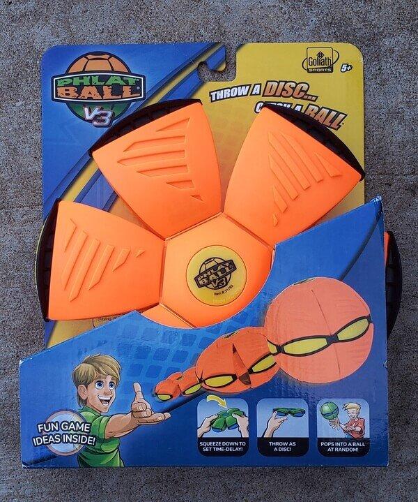 Goliath Games Phlat Ball