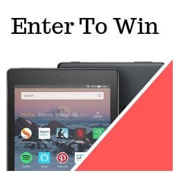 Don't Miss The Kindle Fire Giveaway 1
