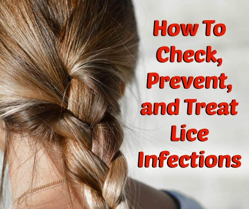 How To Check, Prevent and Treat Lice Infestation