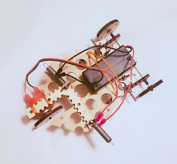 Promote STEM Education with the Electric Motors Catalyst 2