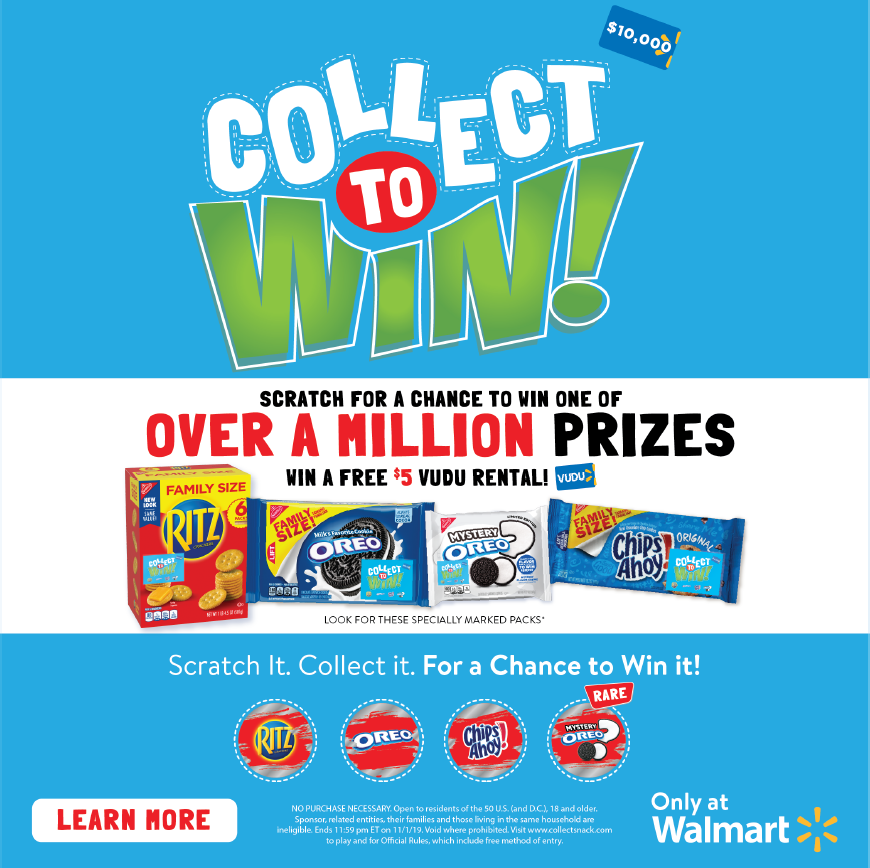 collect to win