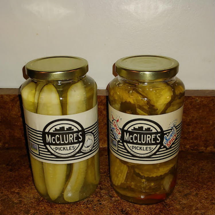 Just a Little Dilly with McClure's Pickles 2