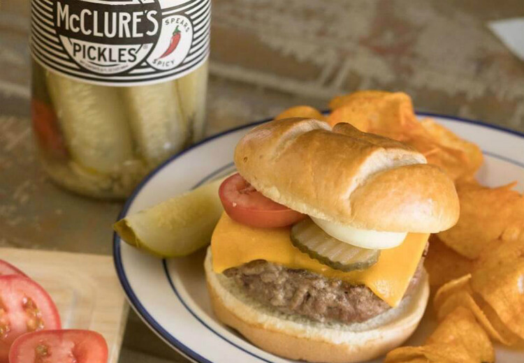 Just a Little Dilly with McClure's Pickles 3