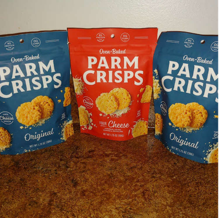 Break the Cycle with Parm Crisps 2