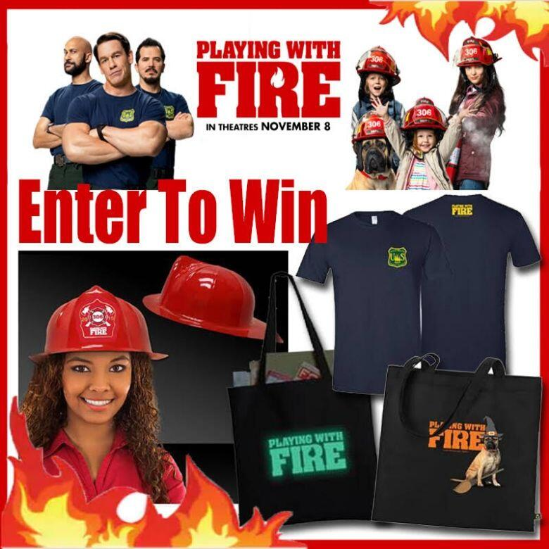 Playing With Fire Giveaway 1