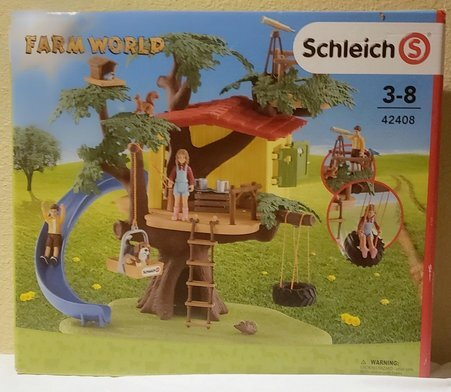 Schleich's Adventure Tree House Brings Imagination to Life 1