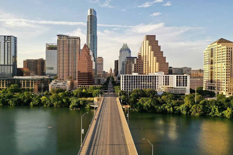 Top 5 Texas Cities to Lay Down Roots from New Mexico 2