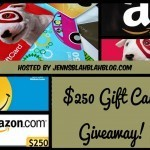 #Giveaway: Enter To #Win $250 Gift Card Winners Choice
