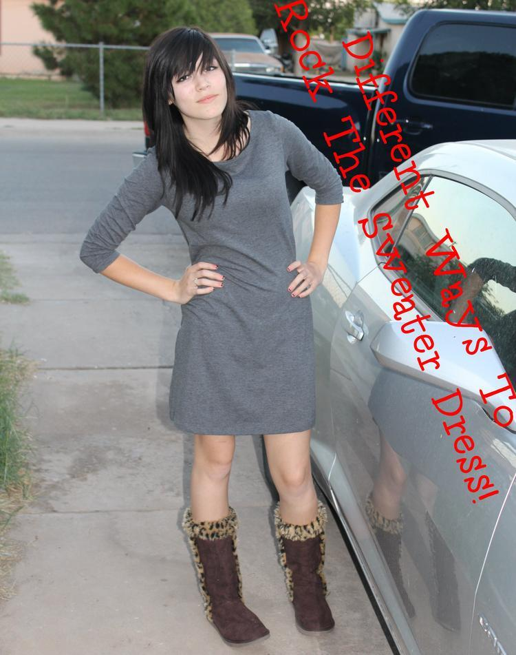 4 Tips To Save Money On Teens Clothing Tips To Rock A Sweater Dress