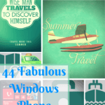 44 Fabulous Windows Phone Travel Apps #VZWBuzz