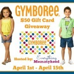 #Giveaway: Enter To #Win a $50 Gift Card To Gymboree!