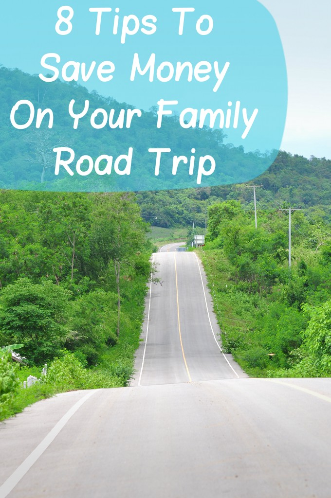 Eight Tips To Help You Save Money On Your Family Road Trip