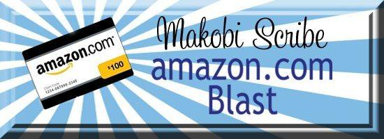 Amazon Blast Giveaway