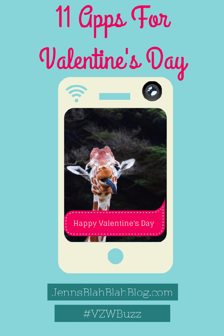 Apps For Valentines Day 11 Sweet Apps For Valentine's Day #VZWBuzz